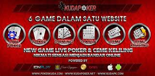 Teknik Menang IDN Poker Online Ampuh Di Kudapoker