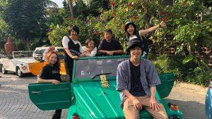 Wisatawan Jepang Tertarik Dengan Nuansa Pedesaan Di Bali
