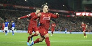 Pemain Yang Bersiap Angkat Koper Dari Liverpool